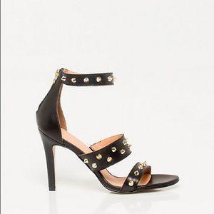 Studded Leather Strappy Sandal size 37